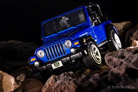 Jeep Rubicon 1:24 (Welly)